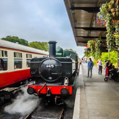 Bodmin und Wenford Railway