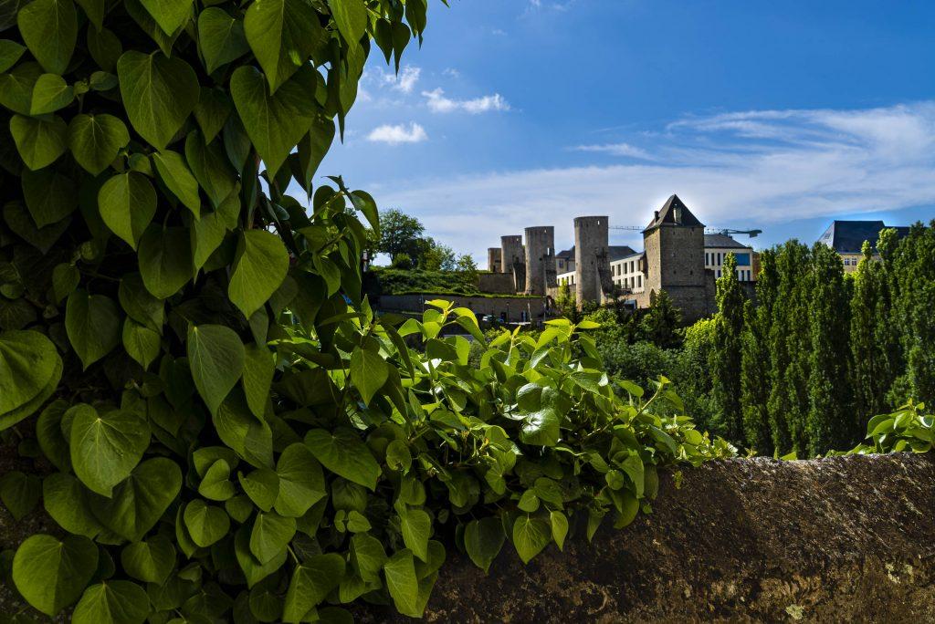 Stadtmauer von Luxemburg