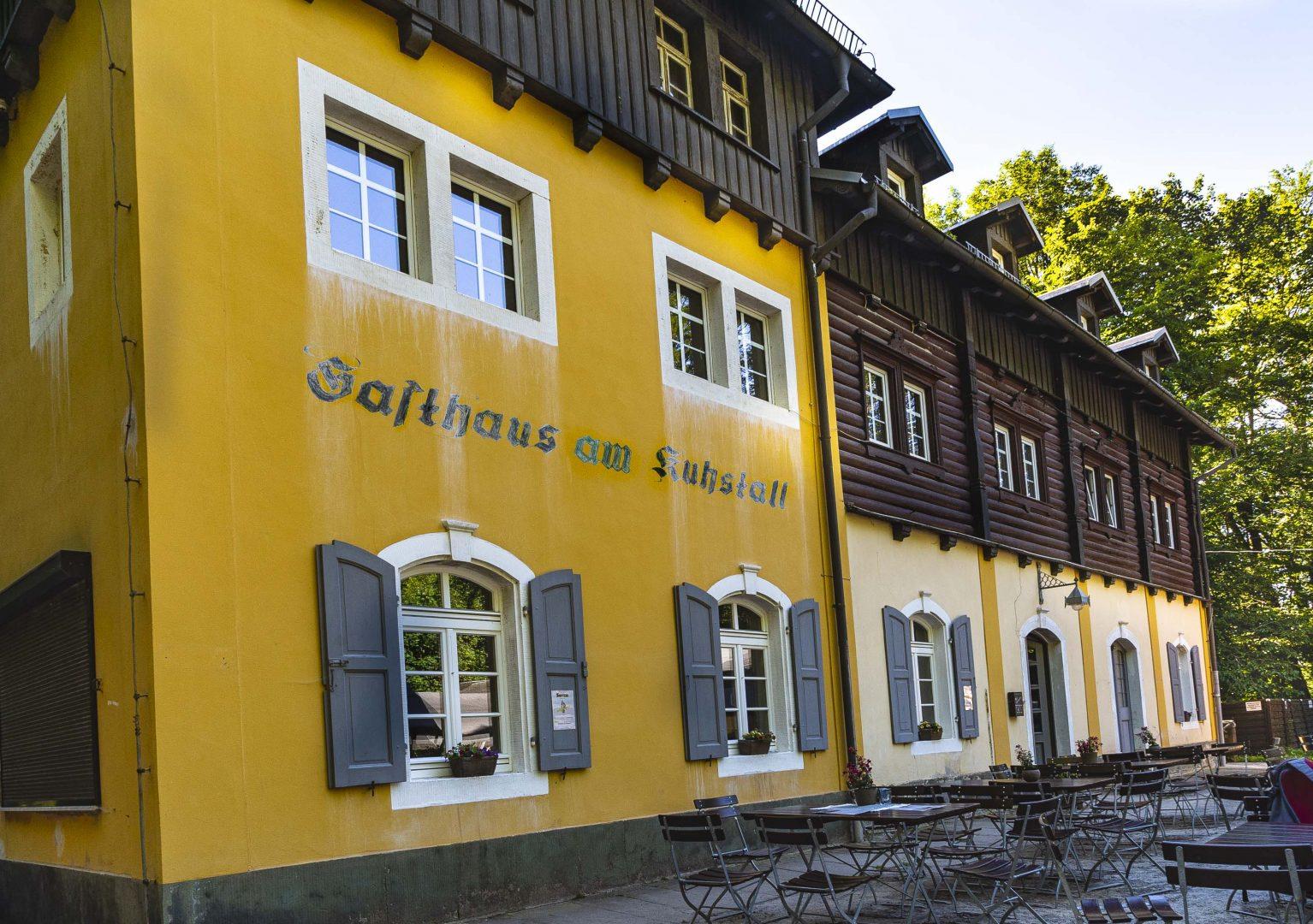 Gasthaus zum Kuhstall
