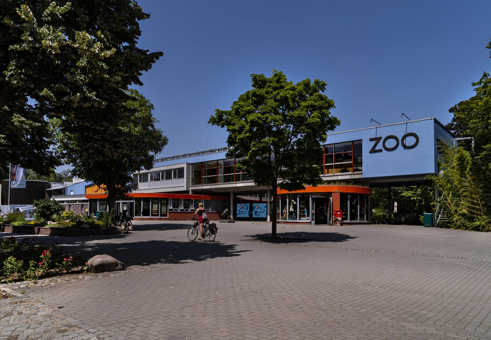 Zooeingang