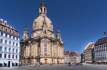 Dresden und die große Hitze