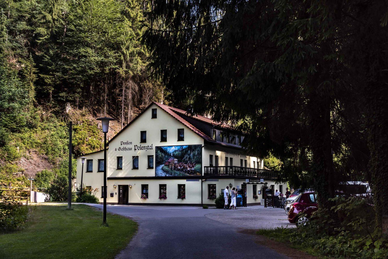 Gasthaus Polenztal