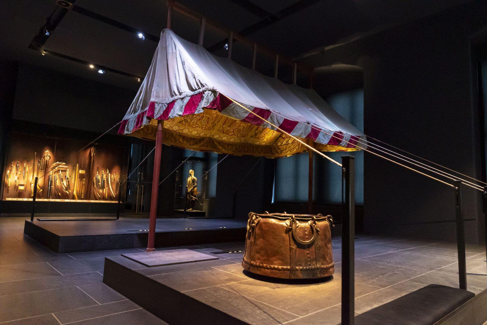 Osmanisches Zelt