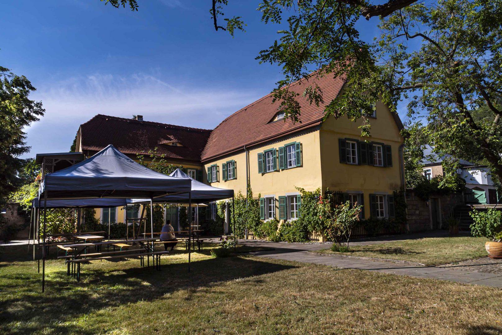 Sommerhaus von Carl Maria von Weber