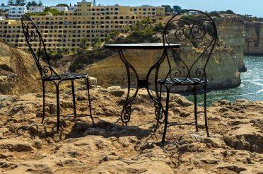 Zurück von der Algarve