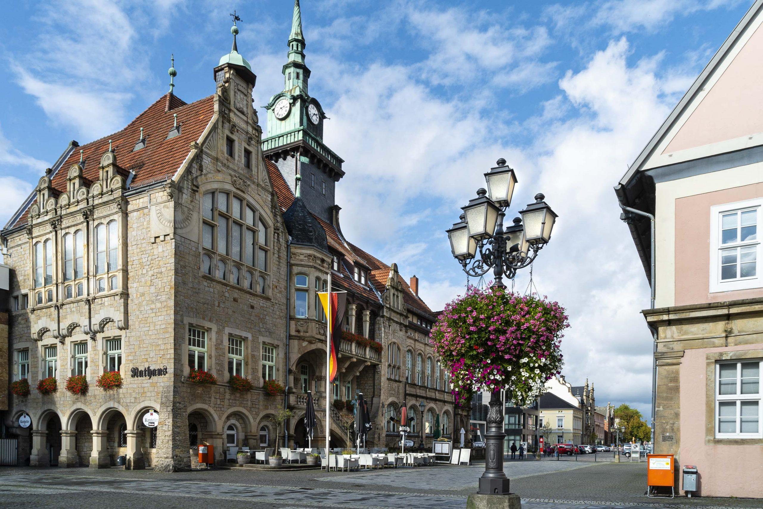 Bückeburg Rathaus