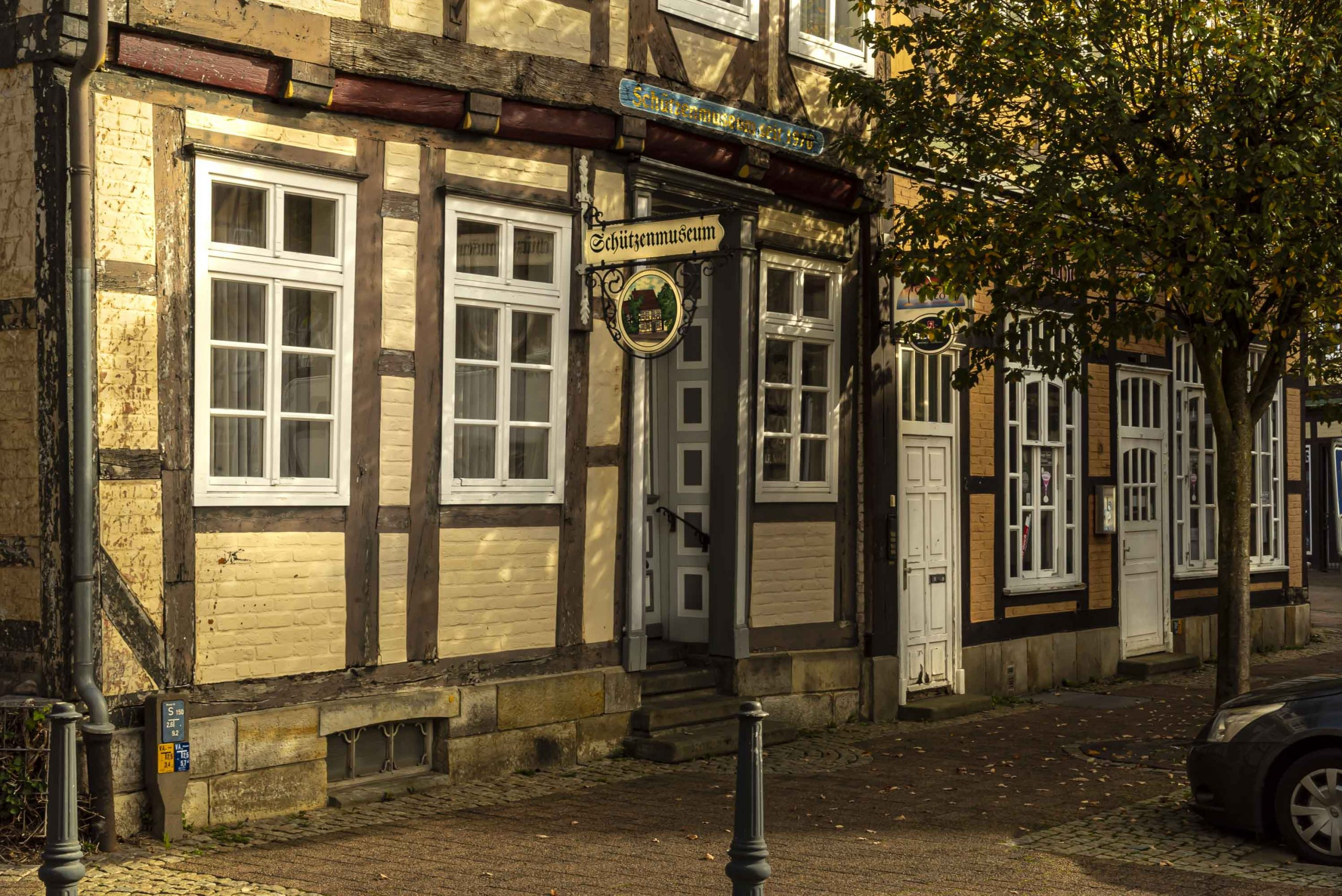 Fachwerkhaus in Celle